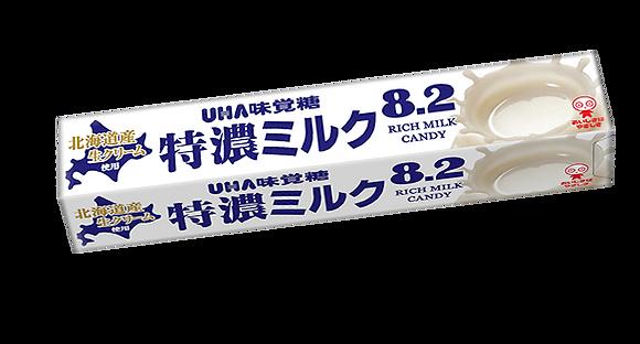 味覺糖 8.2特濃牛奶條糖