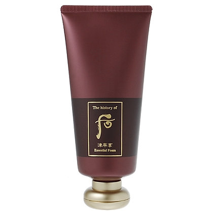 The History of Whoo Essential Cleansing Foam津率享洗面