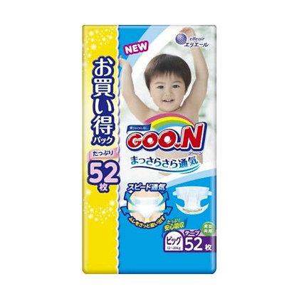Goo.n 大王紙尿片 XL 52片
