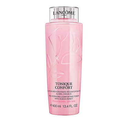 Lancome Tonique Confort Re-hydrating Toner (Dry Skin) 溫和保濕水400ML