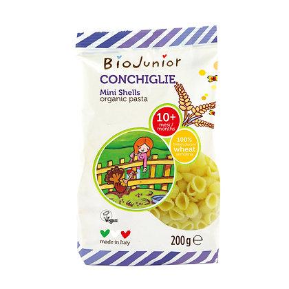意大利 Biojunior 碧歐奇 -有機嬰幼兒麵 200g