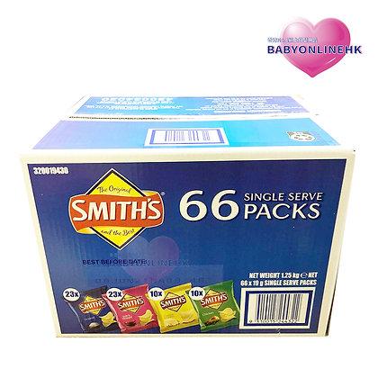 Smiths Cut Chips 雜錦迷你薯片19g x66