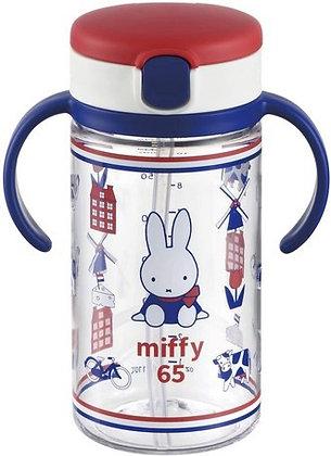 Richell 嬰兒吸管式飲水杯 320ml - 65週年MIFFY特別版