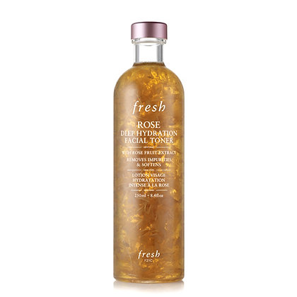 Fresh Rose Deep Hydration Facial Toner 玫瑰深層爽膚水