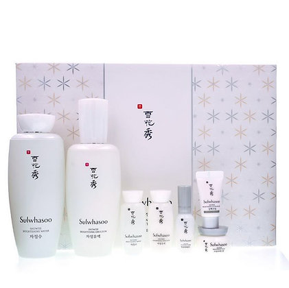 Sulwhasoo Snowise Ex Set (2items) 雪花秀美白水乳套裝