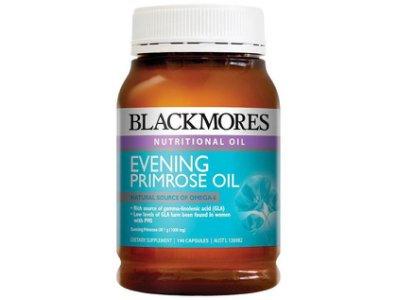 Blackmores Evening Primrose Oil 月見草 190 粒