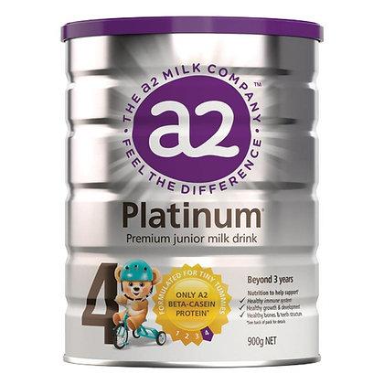 A2 Platinum Infant Formula Stage 4