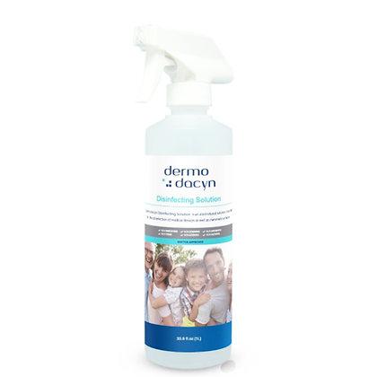 安速癒 - 空氣淨化及除菌劑1公升 連面部保護罩