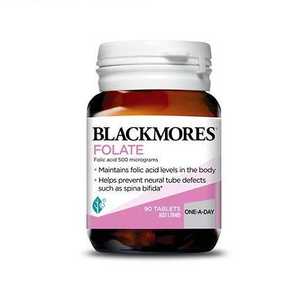 Blackmores 天然葉酸片 90片