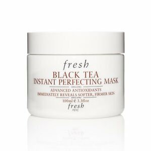 Fresh Black Tea Instant Perfecting Mask 黑茶瞬間修護面膜 100ml