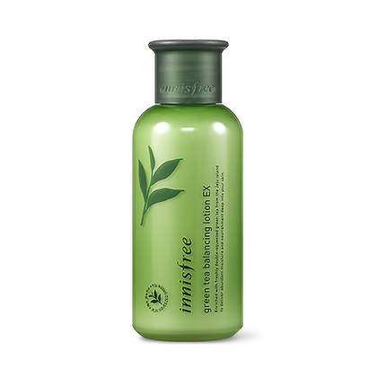 Innisfree Green Tea Balancing Lotion 綠茶平衡乳液