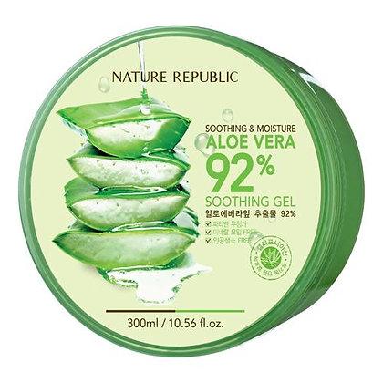 Nature Republic Aloe Vera 92% Soothing Gel 蘆 薈膠