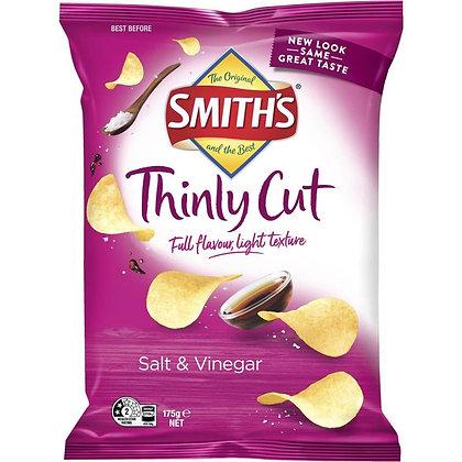 Smiths Thinly Cut 海鹽香醋味175g