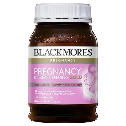 Blackmores Pregnancy & Breast- Feeding Gold 孕婦黃金素