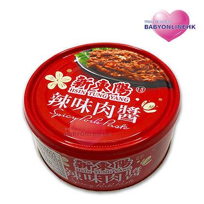 新東陽 辣味肉醬 160g