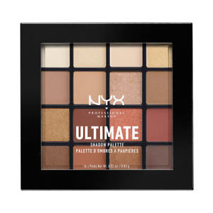 NYX Ultimate Shadow Palette 16色眼影盤 USP03 Cool Naturals