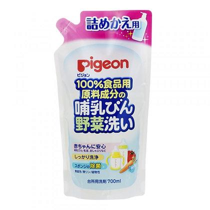 Pigeon 奶樽蔬菜清潔液 700ml 補充裝
