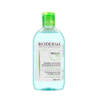 Bioderma Purifying Cleansing (Combination/Oily ) 貝德瑪綠水