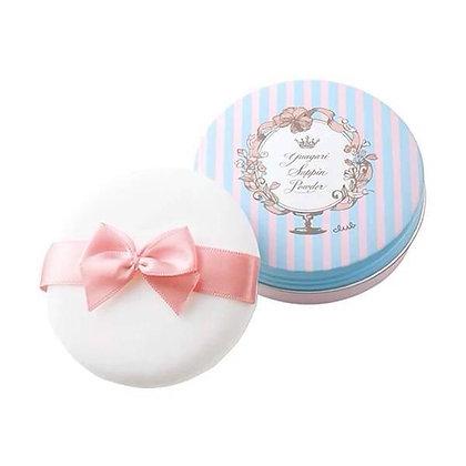 日本 CLUB COSME出浴素顏蜜粉 紅玫瑰香味 26g