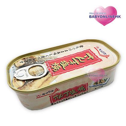 極洋 鹽燒秋刀魚65G