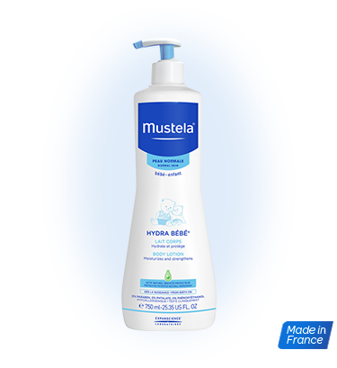 Mustela 日常保濕身體乳液300ml