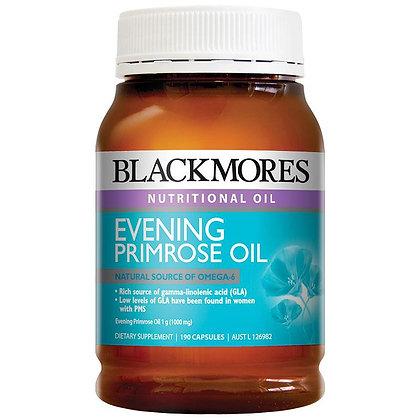 Blackmores Evening Primrose Oil 1000mg 月見草油