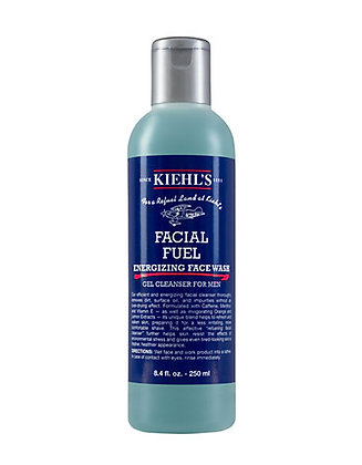 Kiehl's Facial Fuel Energizing Face Wash For Men男士全效潔面啫喱 250ml