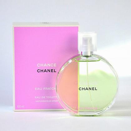 CHANEL 邂逅機會女士香水EDT 100ML #綠