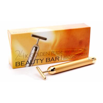Japan 24K Golden Pulse For Skin Care Beauty Bar 黃金棒