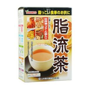 Yama Kan 脂流茶