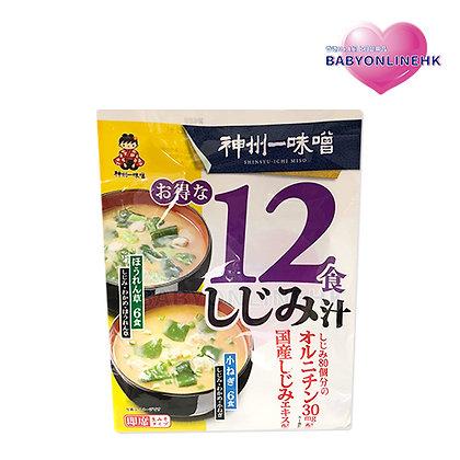 神州 - 味噌湯12袋入
