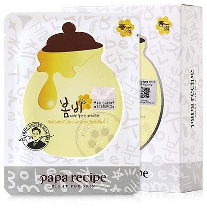 Papa Recipe Bombee Whitening Honey Mask Pack 白春雨