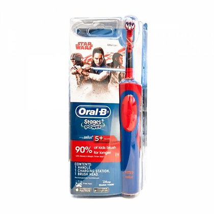 Oral-B 反斗Star War兒童電動牙刷(充電款)