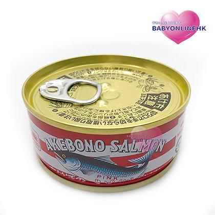 Akebono 水煮鮭魚  90g