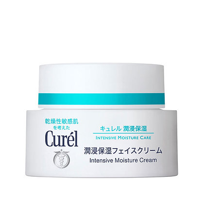 Curel 深層高效保濕面霜 40g