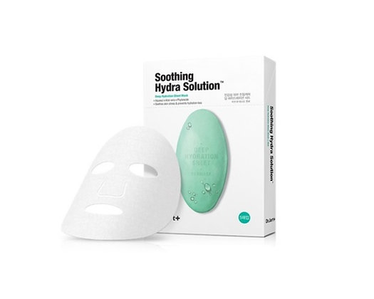Dr.Jart Soothing Hydra Solution (綠色一盒5片)