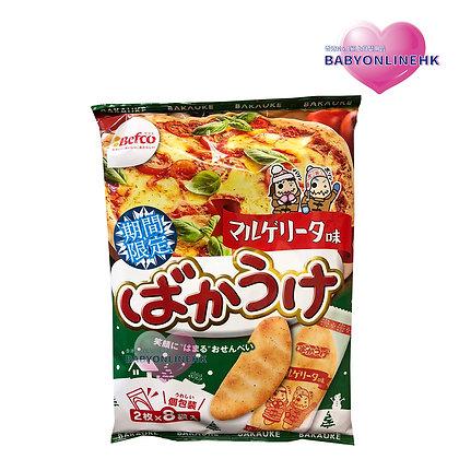 Befco - 栗山米餅瑪格麗特披薩味16's (2枚x8袋入)