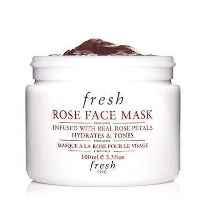 Fresh Rose Face Mask 玫瑰面膜