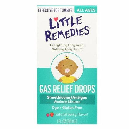 Little Remedies 嬰兒防腸胃脹氣果滴劑 30ml