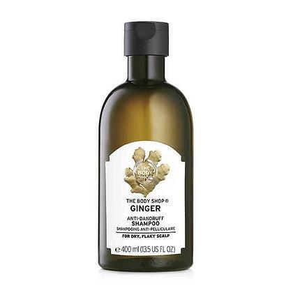 The Body Shop Ginger Anti-Dandruff Shampoo 400ML 生薑洗頭水