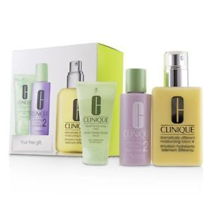 Clinique 3-Step Skin Care System 皇牌三步曲亮膚套裝