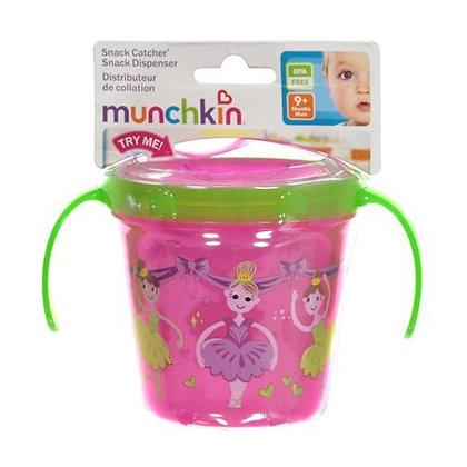 Munchkin 防漏零食杯