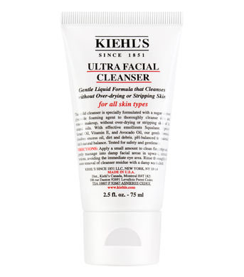 Kiehl's Ultra Facial Cleanser 150ml 高效洗面