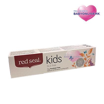 Red Seal 印天然兒童(不含氟,SLS)牙膏