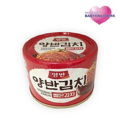 Dongwon - 韓國罐頭泡菜 160g