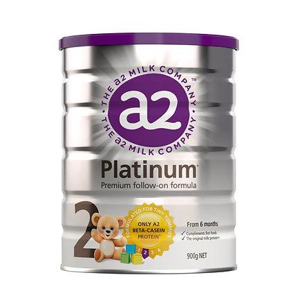 A2 Platinum Infant Formula Stage 2