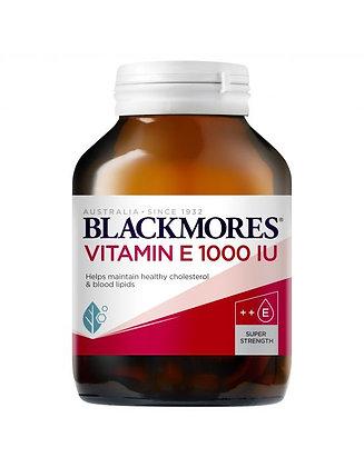 Blackmores 澳佳寶維生素E1000IU 100粒