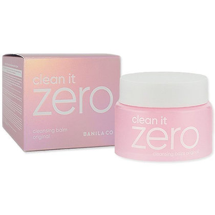 BANILA CO. Clean it Zero - Pink 100ML 粉紅卸妝膏