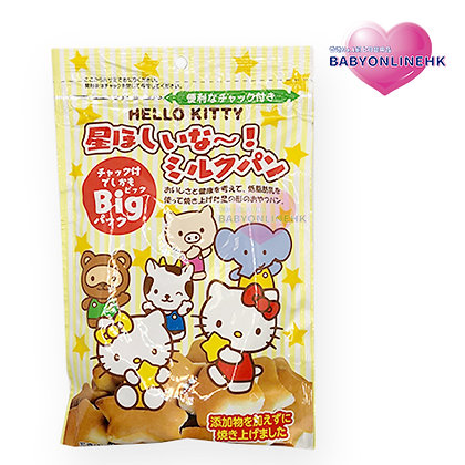 CANEMAS Hello Kitty 嬰兒牛奶小麥�