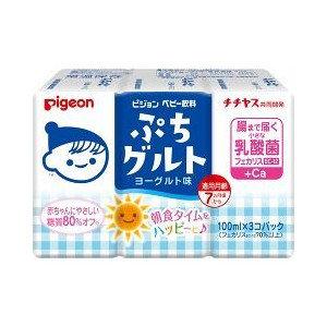 Pigeon 乳酪味飲品 3包裝 100ml x 3支